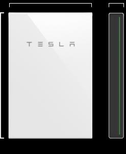 Tesla Powerwall 2 OUXO