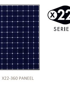 Sunpower X22 360WP OUXO